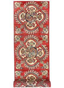 Firebrick Kazak 2' 7 x 10' - No. 63085