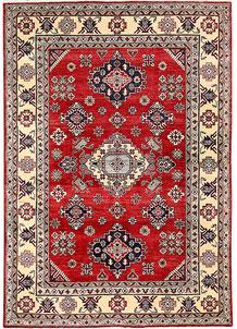 Firebrick Kazak 5' 6 x 7' 9 - No. 63102