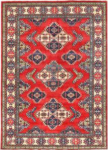 Firebrick Kazak 5' 9 x 7' 10 - No. 63105