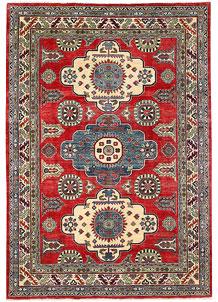 Firebrick Kazak 5' 8 x 8' 2 - No. 63106