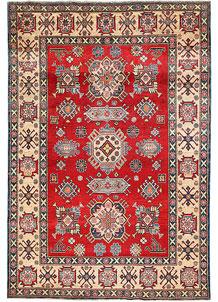 Firebrick Kazak 5' 5 x 8' - No. 63109