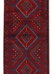 Firebrick Mashwani 2' 2 x 7' 11 - No. 63144