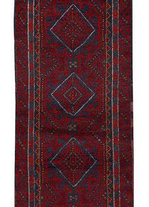 Firebrick Mashwani 2' x 8' 4 - No. 63147