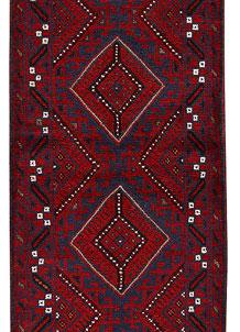 Firebrick Mashwani 2' 1 x 8' 6 - No. 63154