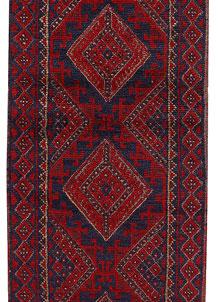Firebrick Mashwani 2' x 8' 1 - No. 63155