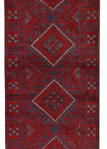 Firebrick Mashwani 2' 2 x 8' 2 - No. 63156
