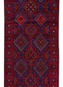 Firebrick Mashwani 2' 2 x 8' - No. 63163