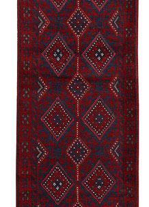 Firebrick Mashwani 2' 2 x 8' 2 - No. 63165