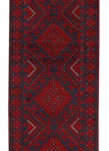 Firebrick Mashwani 2' x 7' 10 - No. 63168
