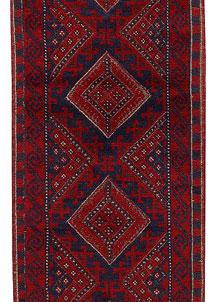Firebrick Mashwani 2' x 8' 1 - No. 63169