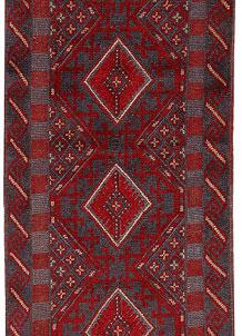 Firebrick Mashwani 1' 11 x 8' 2 - No. 63172