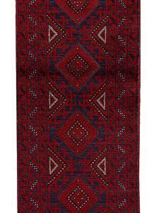 Firebrick Mashwani 2' x 8' - No. 63175