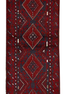 Firebrick Mashwani 2' 2 x 8' 6 - No. 63176