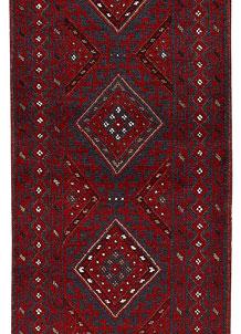 Firebrick Mashwani 1' 11 x 7' 10 - No. 63178