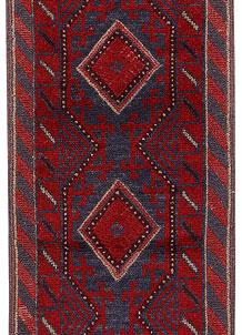 Firebrick Mashwani 1' 10 x 7' 11 - No. 63182