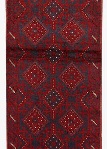 Firebrick Mashwani 2' x 8' 3 - No. 63184