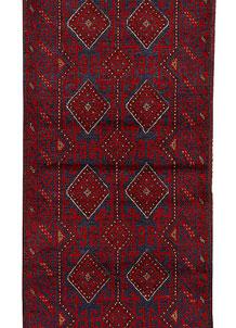 Firebrick Mashwani 2' 2 x 8' 7 - No. 63187