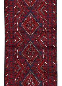 Firebrick Mashwani 2' 1 x 8' 11 - No. 63188