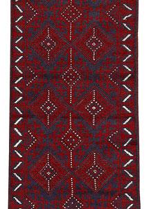 Firebrick Mashwani 2' x 8' 7 - No. 63189