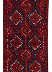 Firebrick Mashwani 2' x 8' - No. 63191