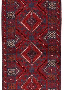 Firebrick Mashwani 2' x 8' 8 - No. 63196
