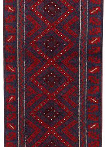 Firebrick Mashwani 1' 11 x 8' - No. 63199
