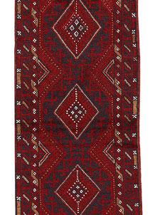 Firebrick Mashwani 2' x 8' 8 - No. 63202