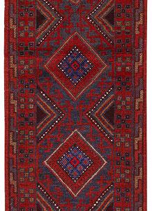 Firebrick Mashwani 2' x 8' 2 - No. 63203