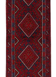 Firebrick Mashwani 2' x 8' 8 - No. 63205