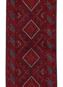 Firebrick Mashwani 2' x 8' 7 - No. 63210