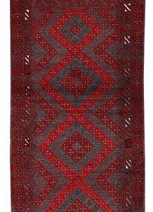 Firebrick Mashwani 2' 4 x 8' 4 - No. 63213