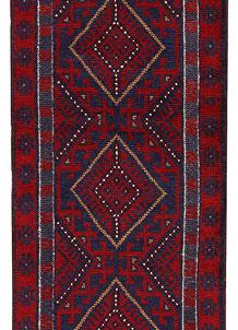 Firebrick Mashwani 2' x 8' 2 - No. 63216