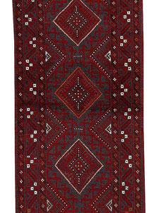Firebrick Mashwani 2' 1 x 8' 8 - No. 63218