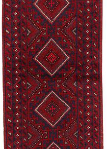 Firebrick Mashwani 2' x 8' 2 - No. 63224