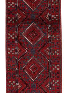 Firebrick Mashwani 2' x 7' 11 - No. 63226