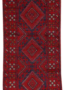Firebrick Mashwani 2' x 8' 4 - No. 63230