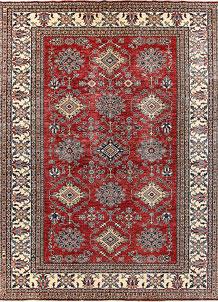 Dark Red Kazak 9' x 11' 11 - No. 63515