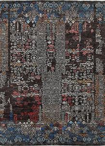 Multi Colored Gabbeh 9' x 12' 1 - No. 63568
