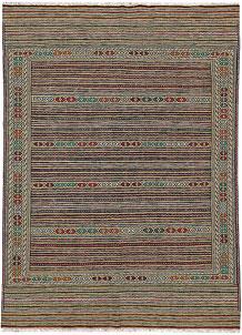 Olive Maliki 4' 7 x 6' 1 - No. 63918