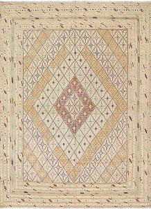 Cornsilk Mashwani 7' 1 x 9' 4 - No. 64414