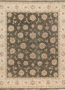 Dark Olive Green Ziegler 8' x 9' 8 - No. 64669