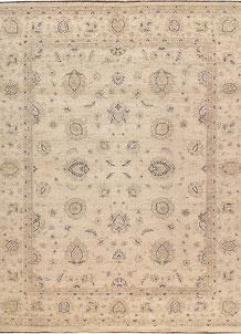 Antique White Ziegler 8' x 9' 11 - No. 64671