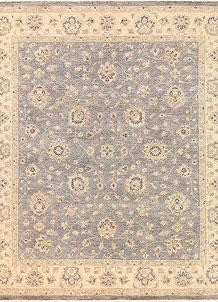 Light Slate Grey Ziegler 8' 8 x 9' 8 - No. 64752