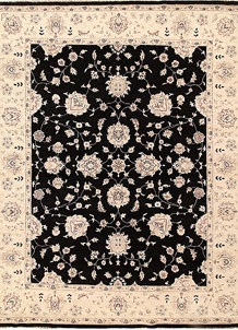 Black Ziegler 8' 2 x 10' 2 - No. 64757