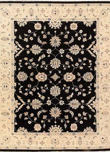 Black Ziegler 7' 9 x 9' 9 - No. 64765