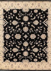 Black Ziegler 8' 3 x 9' 6 - No. 64773