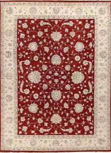 Dark Red Ziegler 10' 2 x 13' 10 - No. 64868