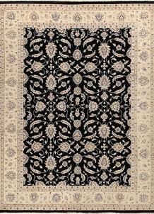 Black Ziegler 9' 9 x 12' 6 - No. 64871