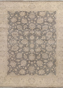 Dark Grey Ziegler 8' 8 x 11' 9 - No. 64895