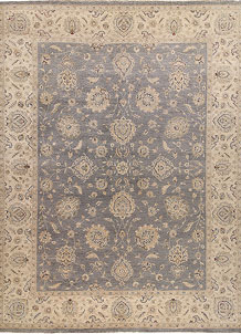 Light Slate Grey Ziegler 8' 11 x 11' 10 - No. 64899